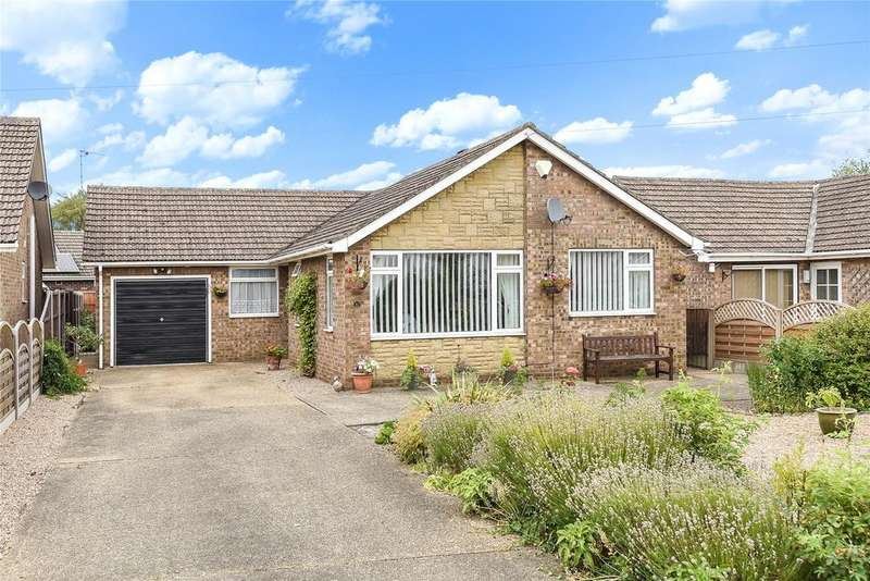 3 Bedrooms Detached Bungalow for sale in Lincoln Road, Metheringham, LN4