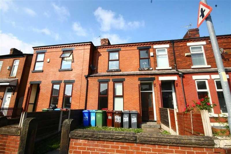 5 Bedrooms End Of Terrace House for sale in Mauldeth Road, Manchester