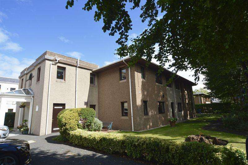 2 Bedrooms Flat for sale in South Lodge Court, Racecourse Road, Ayr