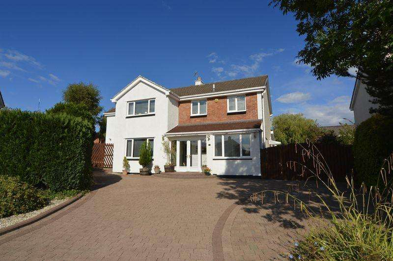 5 Bedrooms Detached Villa House for sale in Windward Park Alloway, Ayr