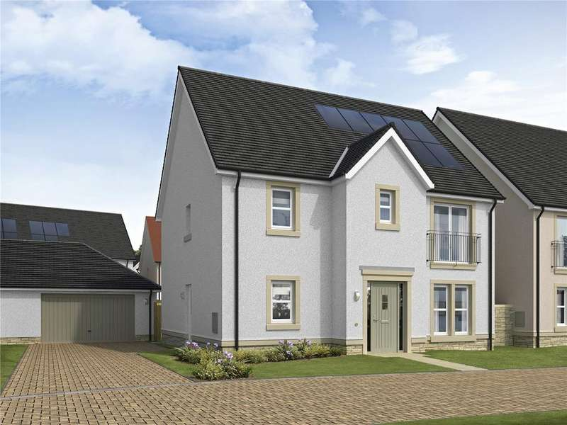 5 Bedrooms Detached House for sale in Plot 54, The Fain, Meadowside, Kirk Road, Aberlady, Longniddry, East Lothian