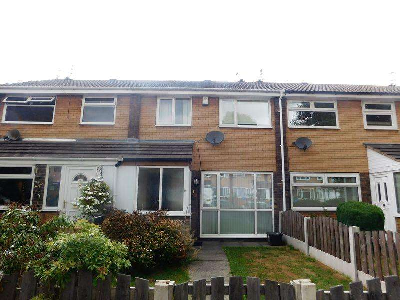3 Bedrooms Terraced House for sale in Stanhope Way, Manchester