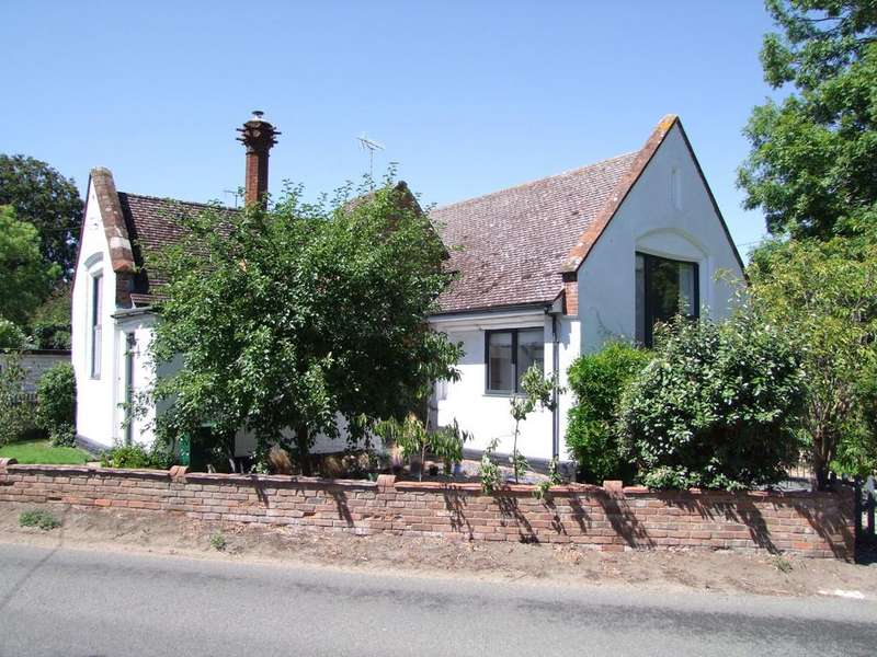 3 Bedrooms Detached House for sale in Church Road, Heveningham, Halesworth