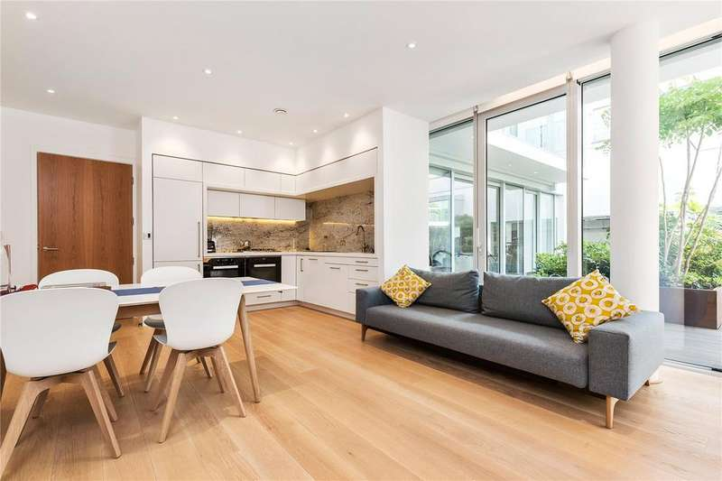 1 Bedroom Flat for sale in Barnsbury Square, Islington, London, N1