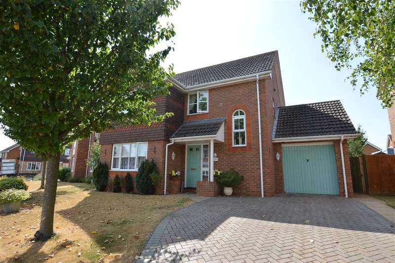 3 Bedrooms Detached House for sale in Westside Road, Cranwell, Sleaford