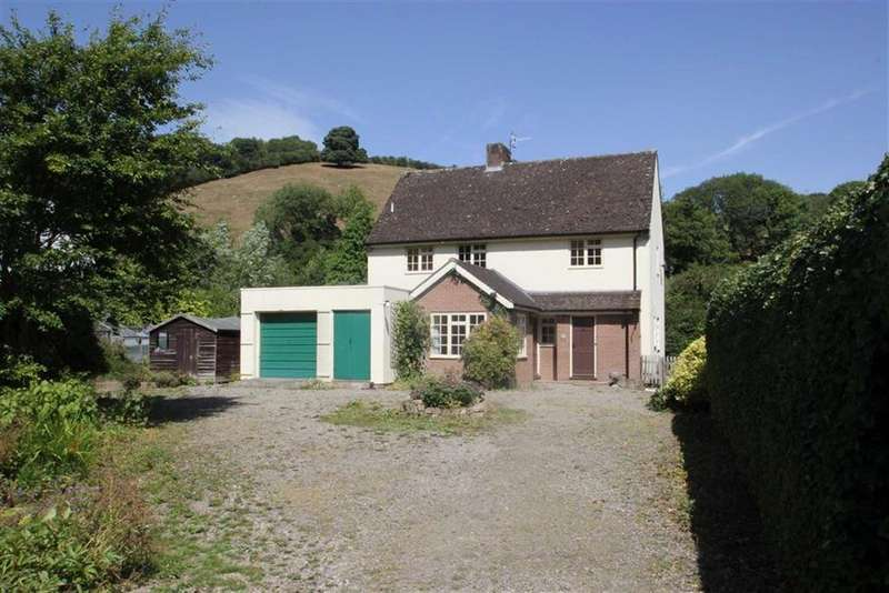 4 Bedrooms Detached House for sale in Bucknell