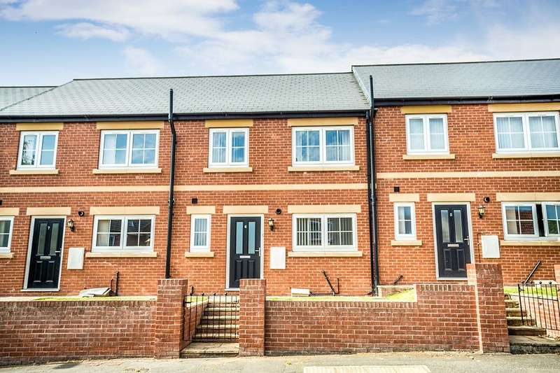3 Bedrooms Property for sale in Wellgate, Conisbrough, Doncaster, DN12