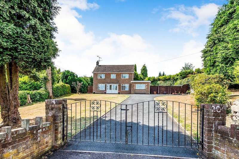 4 Bedrooms Detached House for sale in Quarry Lane, Red Lake, Telford, TF1