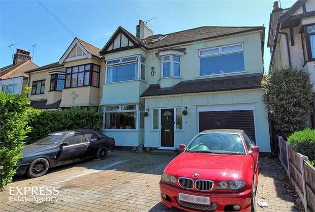 6 Bedrooms Semi Detached House for sale in Eastern Avenue, Southend-on-Sea, Essex