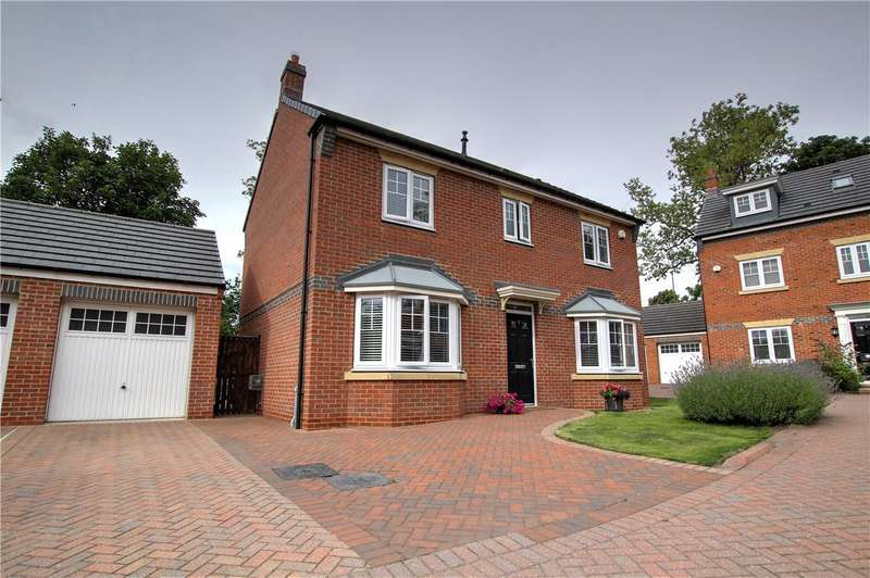 4 Bedrooms Detached House for sale in Leafield Glade, Birtley, Chester Le Street, DH3