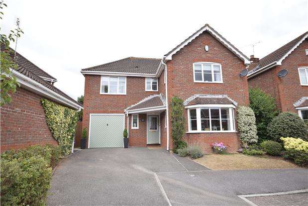 4 Bedrooms Detached House for sale in Quarry Way, Emersons Green, BRISTOL, BS16 7BN