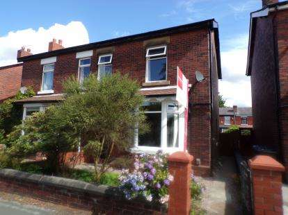 3 Bedrooms Semi Detached House for sale in Hamilton Road, Chorley, Lancashire