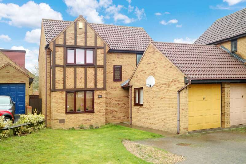 3 Bedrooms Detached House for sale in Greystonley, Emerson Valley