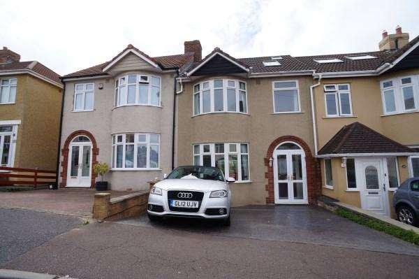 4 Bedrooms House for sale in Elton Road, Kingswood, Bristol, BS15 1NG