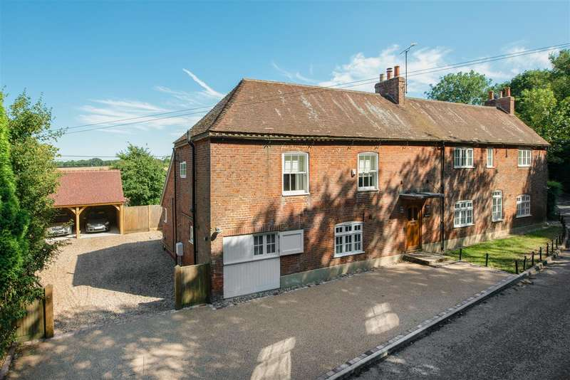 5 Bedrooms Detached House for sale in Lower Hardres, Canterbury