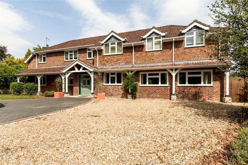 5 Bedrooms Detached House for sale in Dean Lane, Winchester, Hampshire, SO22