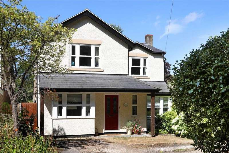 4 Bedrooms Detached House for sale in Whitmore Lane, Sunningdale, Berkshire, SL5