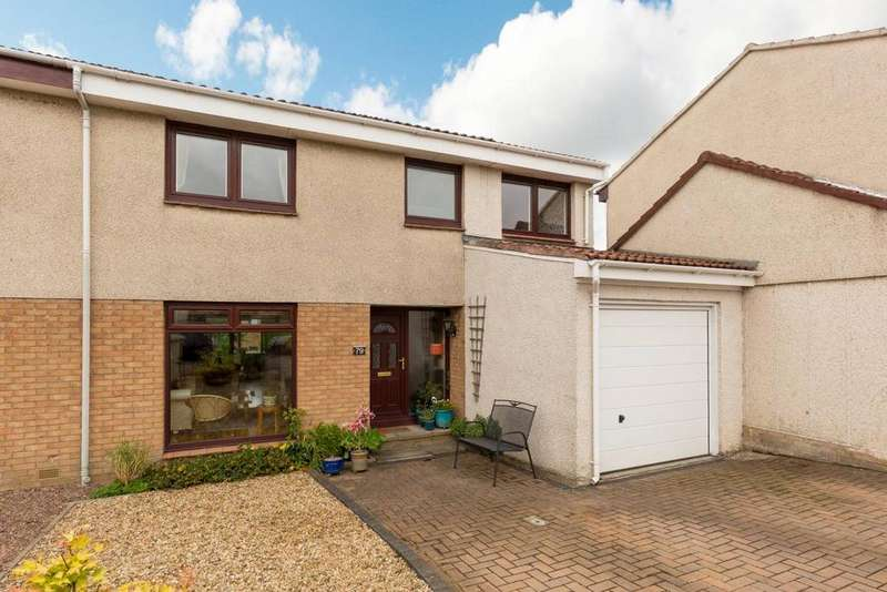 3 Bedrooms Semi Detached House for sale in 79 Echline Drive , South Queensferry, EH30 9UX
