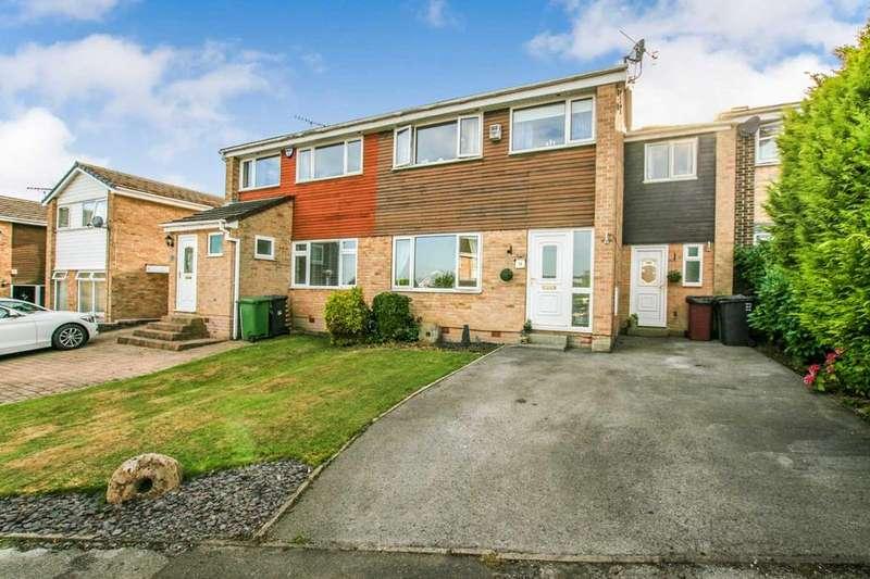 4 Bedrooms Semi Detached House for sale in Belton Close, Dronfield Woodhouse, Derbyshire, S18 8QT