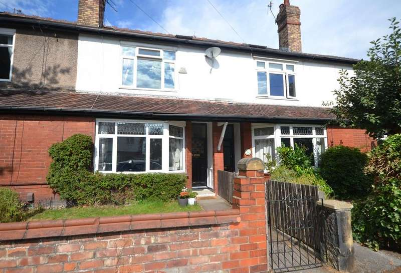 3 Bedrooms Terraced House for sale in Galbraith Road, Didsbury