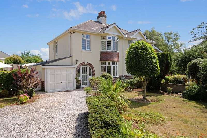 3 Bedrooms Semi Detached House for sale in Parkhurst Road, Torquay, TQ1
