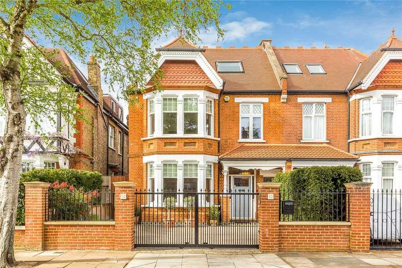 6 Bedrooms Semi Detached House for sale in Stanway Gardens, West Acton, London, W3