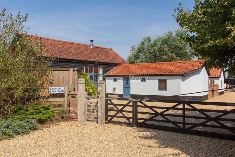 5 Bedrooms Barn Conversion Character Property for sale in Langmere, Near Diss