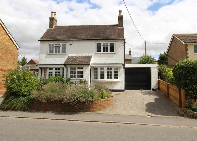 3 Bedrooms Detached House for sale in High Street, High Street, Wrestlingworth SG19
