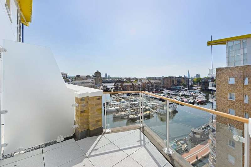 2 Bedrooms Apartment Flat for sale in Basin Approach Limehouse E14