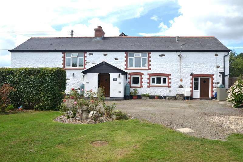 3 Bedrooms Detached House for sale in Newton St. Petrock, Torrington