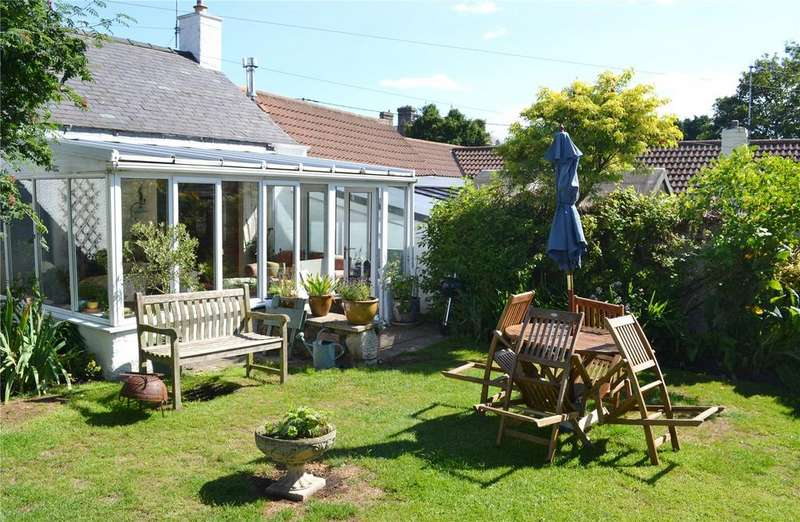 2 Bedrooms Terraced House for sale in Sunnyside Cottage, The Bow, Coldingham, Berwickshire