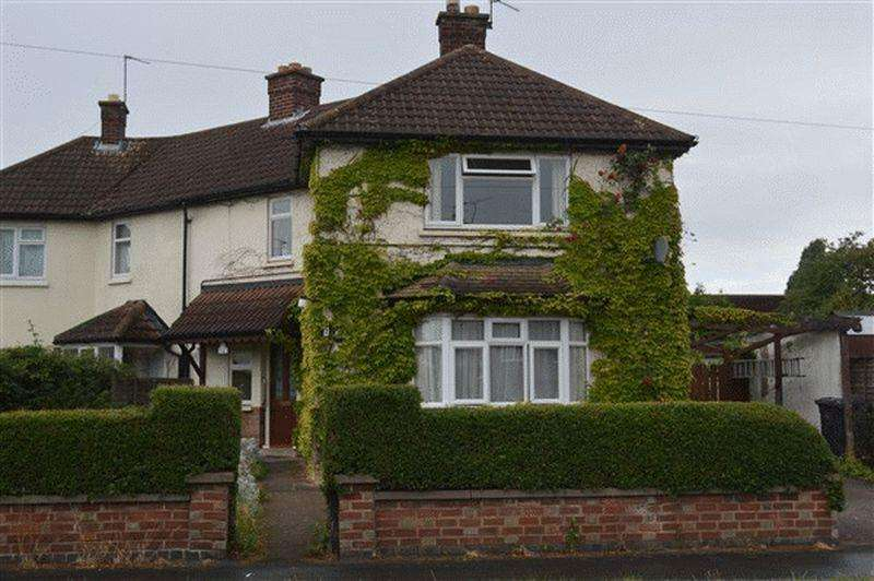 3 Bedrooms Semi Detached House for sale in Featherston Drive, Burbage