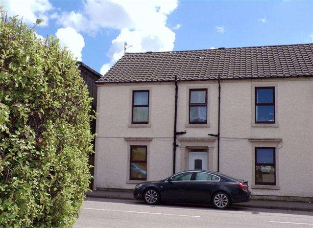 3 Bedrooms Flat for sale in 34 Saddell Street, Campbeltown, PA28 6DR