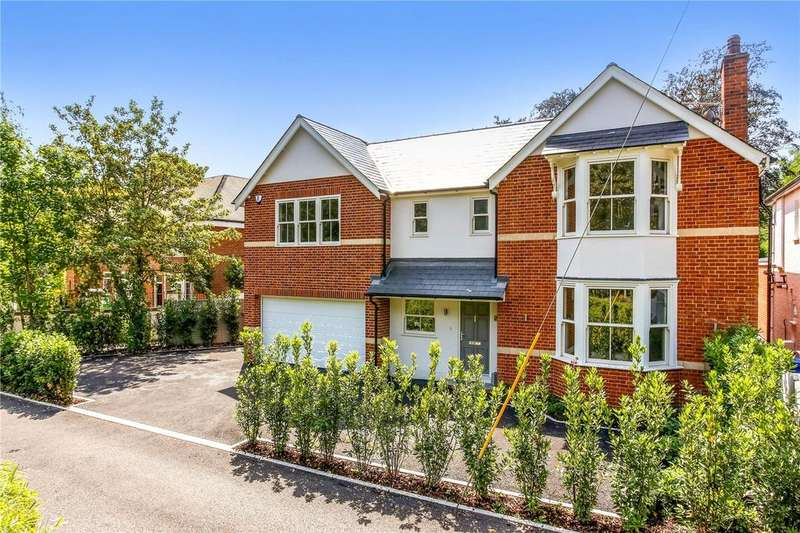 4 Bedrooms Unique Property for sale in Chobham Road, Sunningdale, Berkshire, SL5
