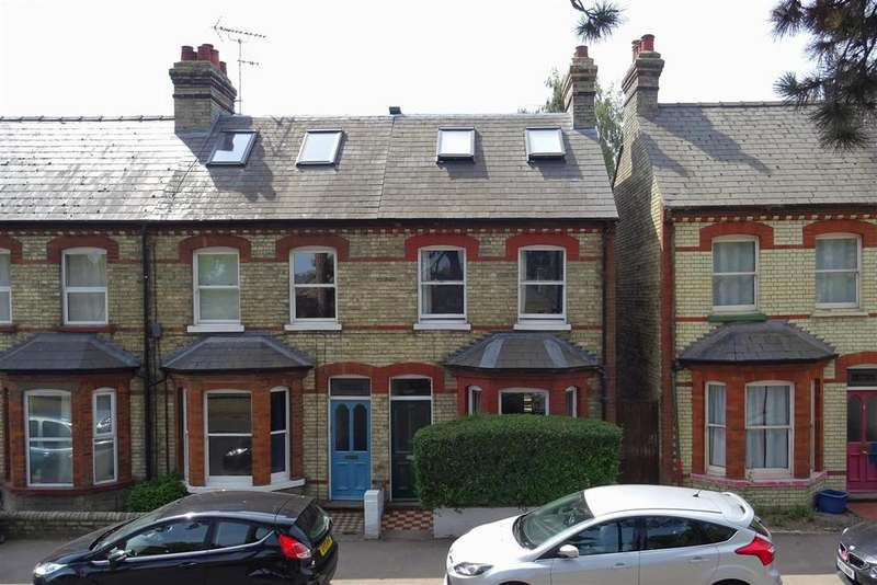 4 Bedrooms End Of Terrace House for sale in Mill Road, Cambridge
