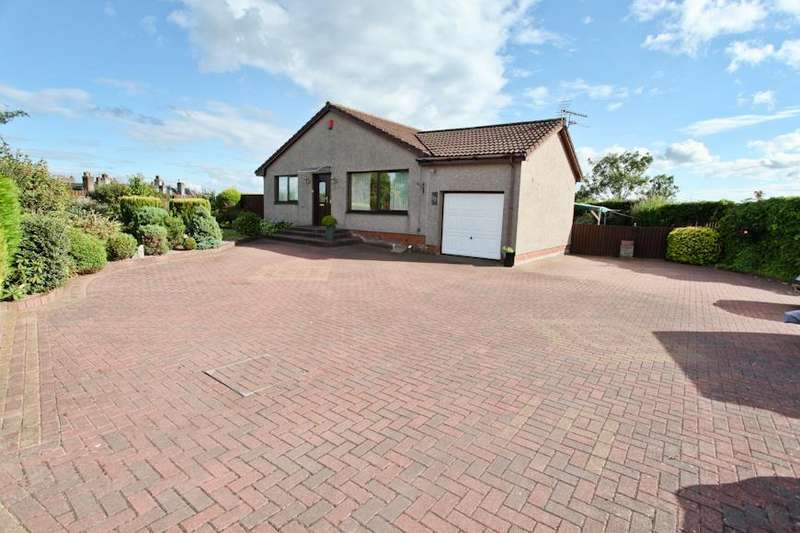 4 Bedrooms Detached Bungalow for sale in Fernhill Gardens, Windygates, Leven