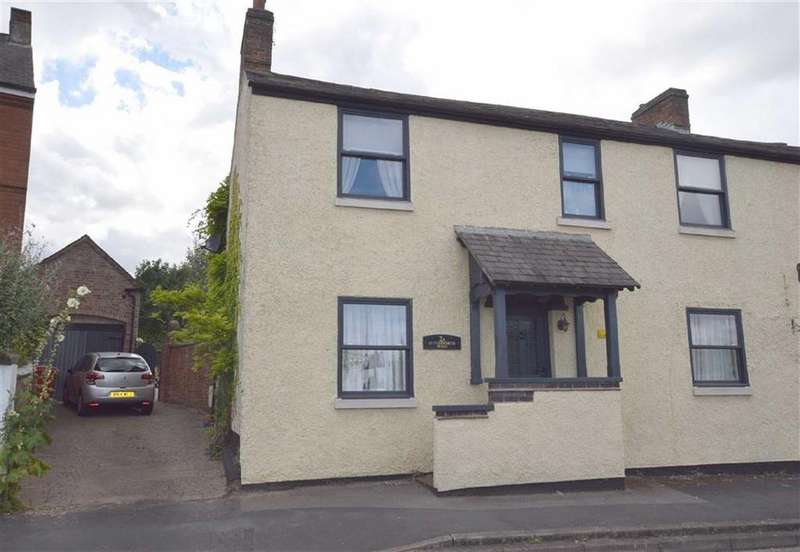 4 Bedrooms House for sale in Lutterworth Road, Burbage, Leicestershire