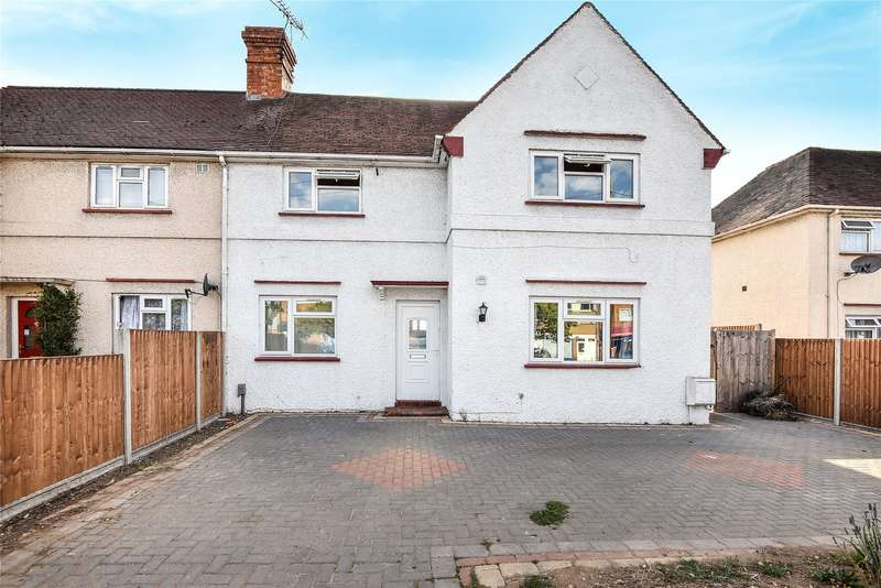 3 Bedrooms Semi Detached House for sale in Cookham Road, Maidenhead, Berkshire, SL6