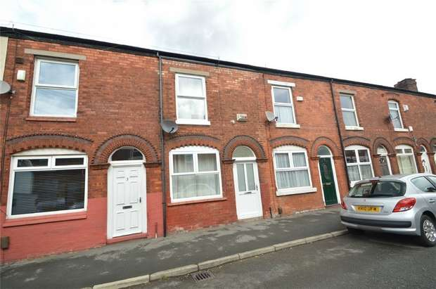 2 Bedrooms Terraced House for sale in Pitt Street, Edgeley, Stockport, Cheshire