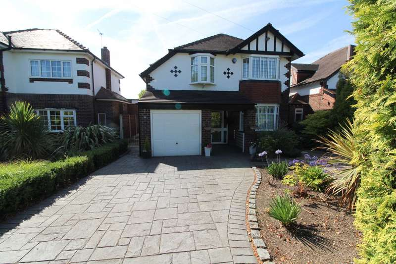 4 Bedrooms Detached House for sale in ACRE LANE, Cheadle Hulme
