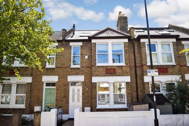 4 Bedrooms Terraced House for sale in Clarence Road, Wimbledon