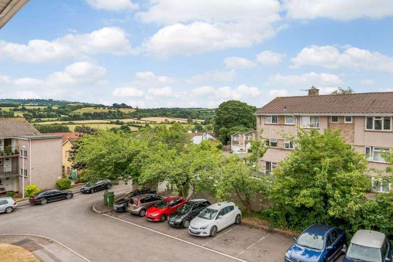 1 Bedroom Flat for sale in Westward Gardens, Long Ashton, Bristol, Somerset BS41 9HU