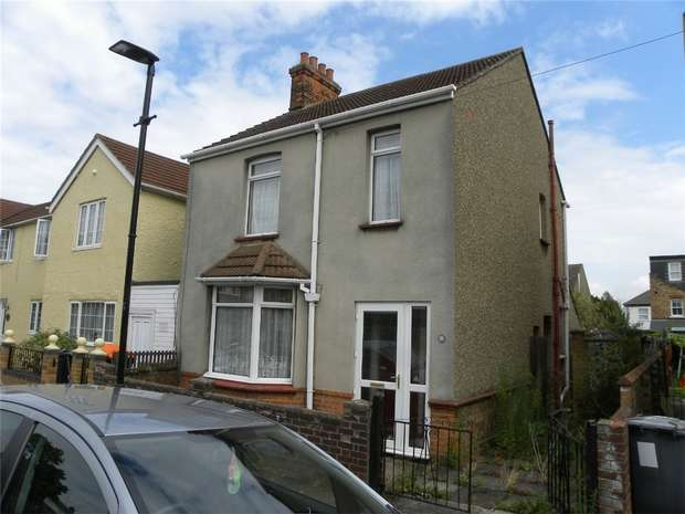 3 Bedrooms Detached House for sale in Ouseland Road, Bedford