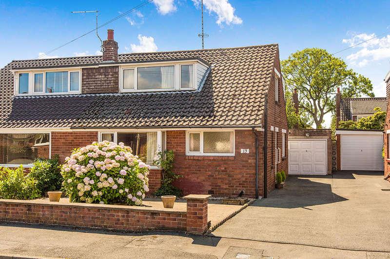 3 Bedrooms Semi Detached House for sale in Westerlong, Lea, Preston, PR2