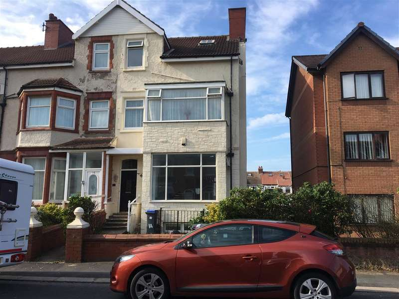 10 Bedrooms End Of Terrace House for sale in Chatsworth Avenue, Blackpool