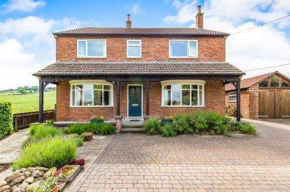 4 Bedrooms Detached House for sale in Stokesley Road, Brompton, Northallerton, North Yorkshire
