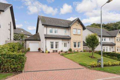 4 Bedrooms Detached House for sale in Glazert Road, Dunlop