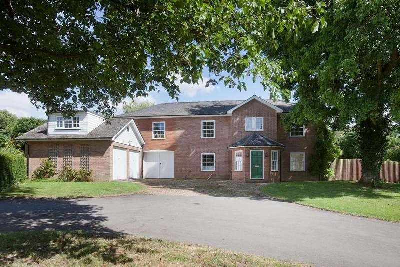 5 Bedrooms Detached House for sale in Upper Woodford, Salisbury