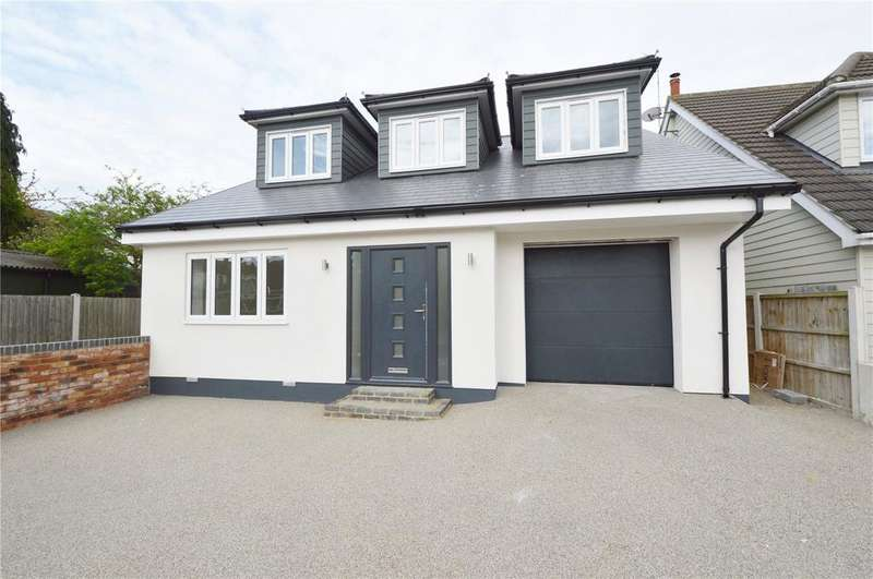 5 Bedrooms Detached House for sale in Woodfield Road, Benfleet, Essex, SS7