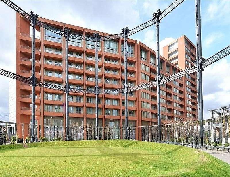 2 Bedrooms Apartment Flat for sale in Tapestry Building, Kings Cross, London, N1C